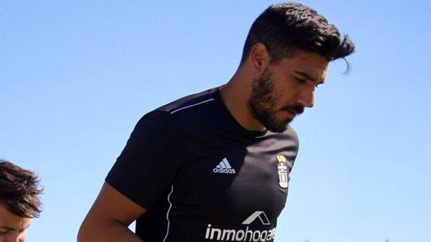 Moisés anuncia su despedida del Cartagena