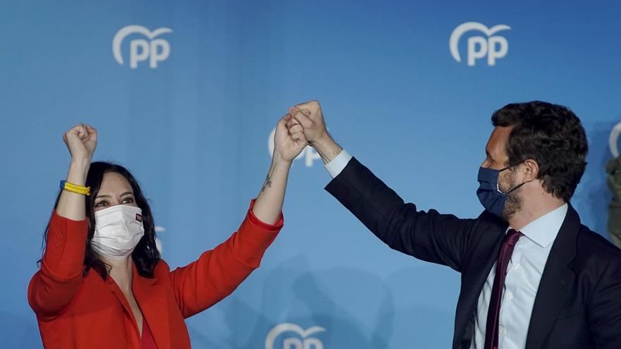 Lecciones de la contienda electoral madrileña