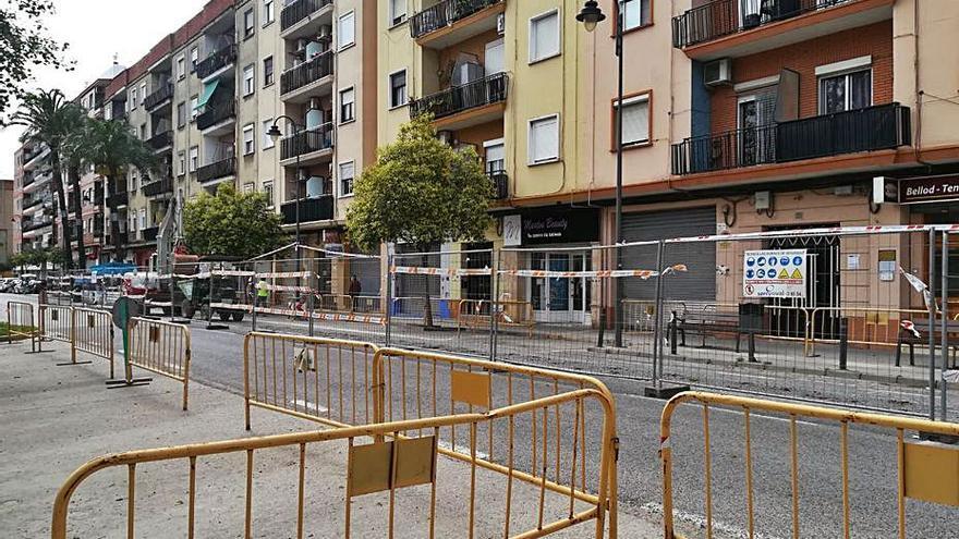 Quart de Poblet renovará el polígono Nou d'Octubre