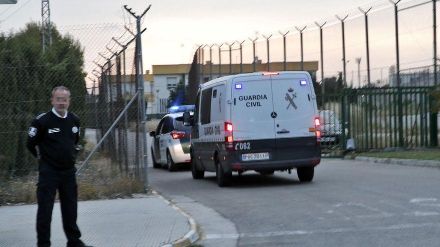 Se fuga de la cárcel de Picassent y lo detienen por traficar con drogas