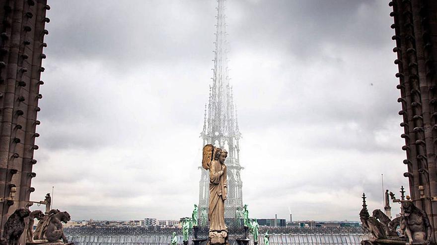 El Notre-Dame que imagina Sergi Ortín