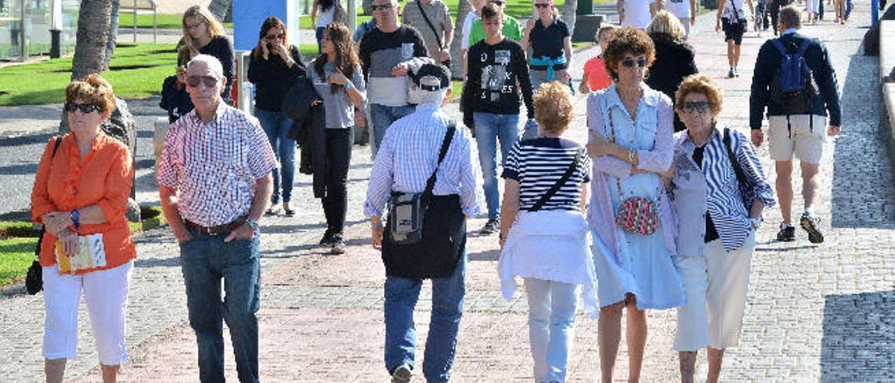 Gran Canaria pierde 2.635 habitantes