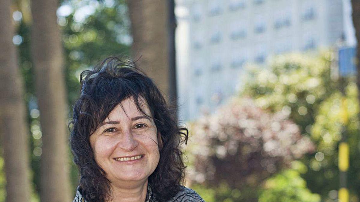Raquel Martínez Buján, decana de Sociología.