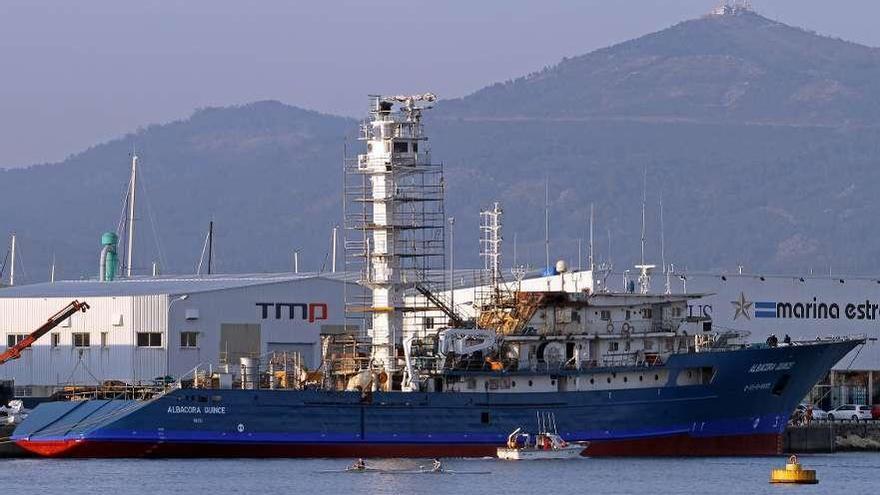 Los buques atuneros españoles defienden el reparto por capturas históricas en el Índico