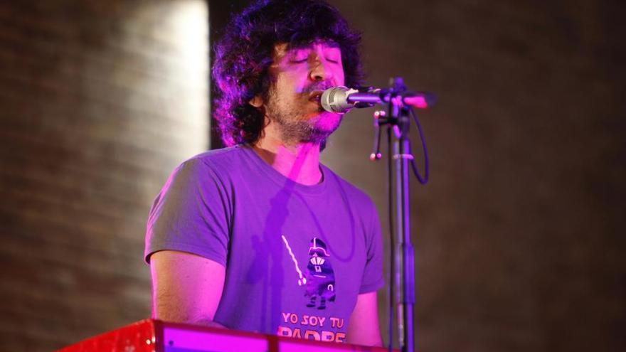 Luis Prado, en Manises