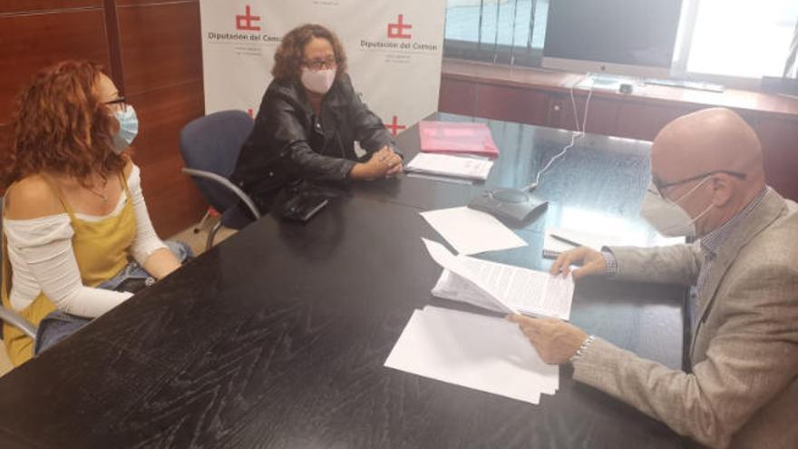 El barrio de La Montañeta solicita protección contra las agresiones de un vecino