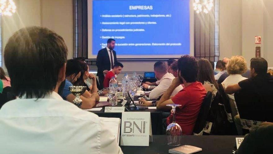 BNI Desafío es elegido como mejor grupo de Extremadura