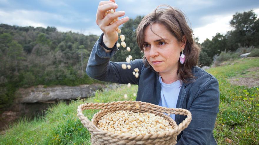 Maria Costa. L'Escairador és el seu projecte de vida