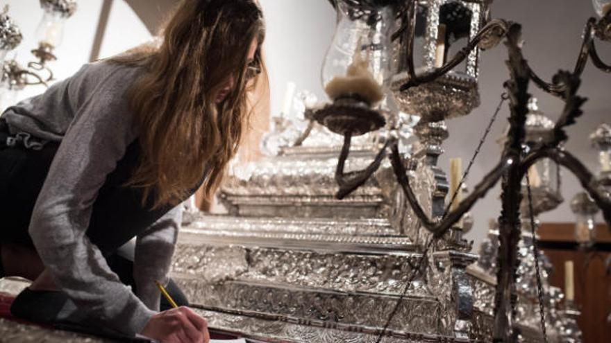 Cinco siglos en plata y obras de arte