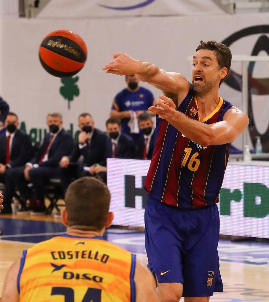 Herbalife Gran Canaria - FC Barcelona