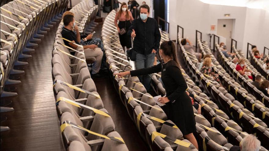 Auditorio de Tenerife, el primero del país en certificar con Aenor su plan frente al Covid-19