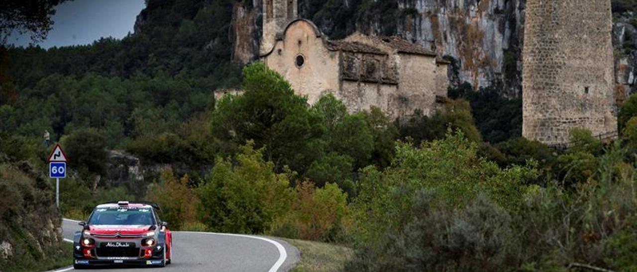 El Rali de Cataluña, en AutoHebdo Sport