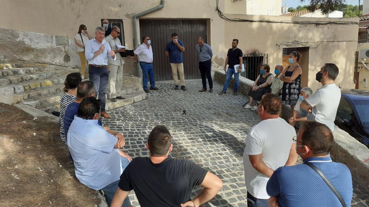 Oliva inicia la segunda fase de regeneración de su casco antiguo