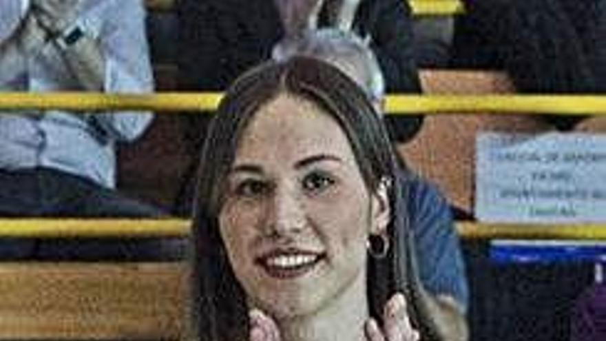 María Prieto O'Mullony regresa a la selección
