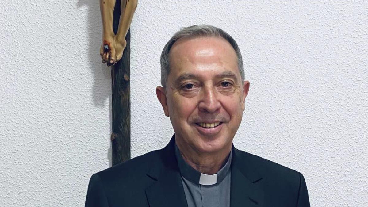 Nuevo obispo electo de Zamora.