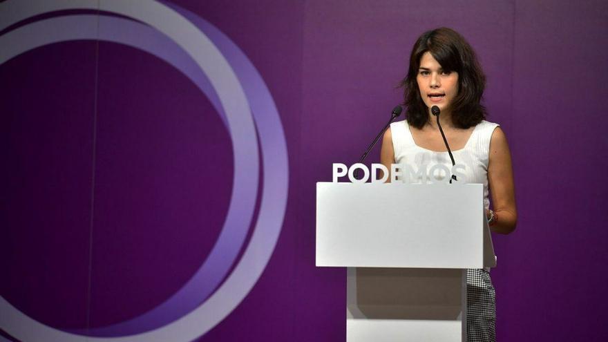 Podemos exige la dimisión de Batet por retirar el escaño a Alberto Rodríguez