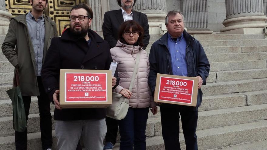 Vocales progresistas del CGPJ defienden disolver fundaciones franquistas