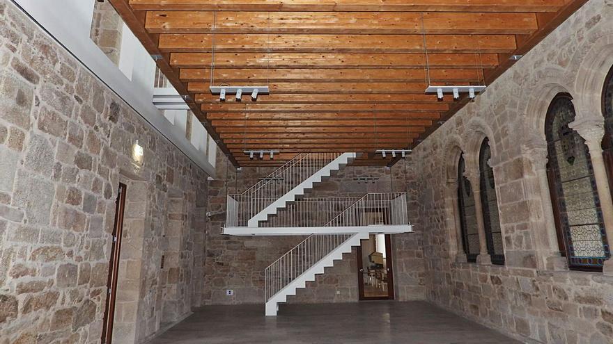 La rehabilitación del convento de San Francisco recibe reconocimiento nacional