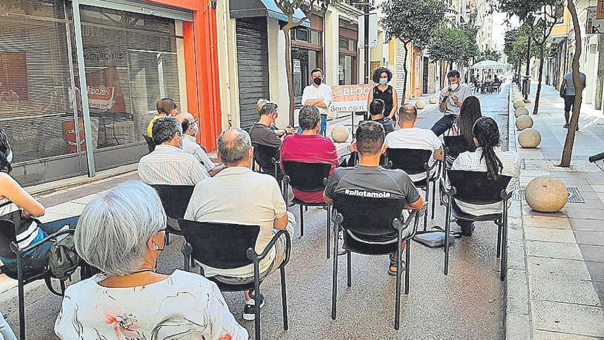 Castelló acudirá con 29 delegados al congreso del Bloc