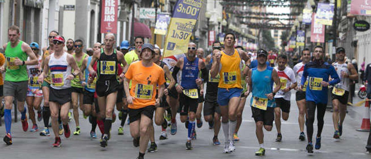 La Federación Española estudia invalidar las marcas del maratón