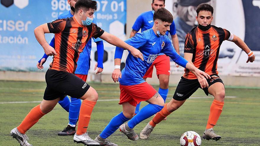 Vuelve el fútbol de base a la Región
