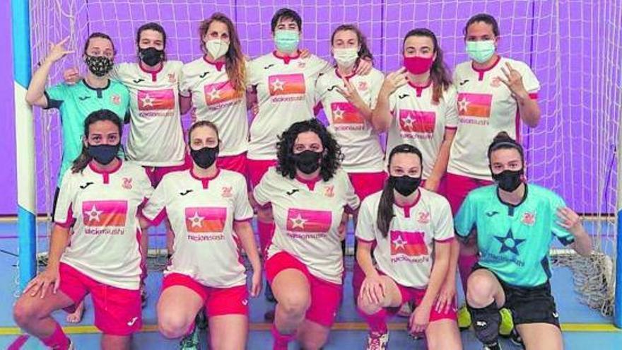 El Alboraia FS femenino se mete en la lucha por el ascenso