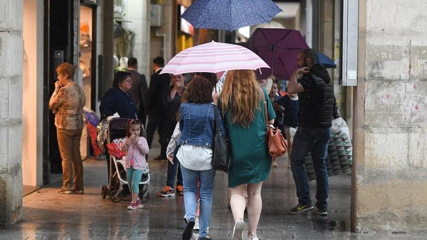 El regreso del calor dejará mañana chubascos y tormentas en la Ibérica de Teruel