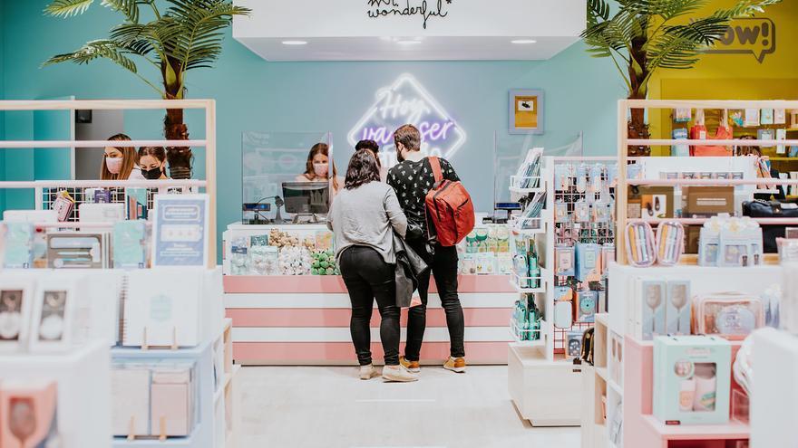 El centro comercial Vialia inaugura una tienda de Mr. Wonderful