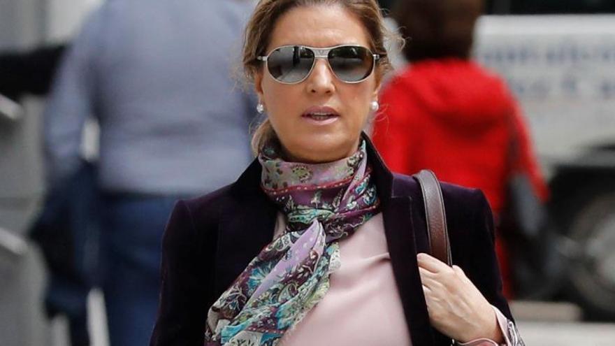 La dona de Bárcenas entra a la presó al no ingressar la fiança