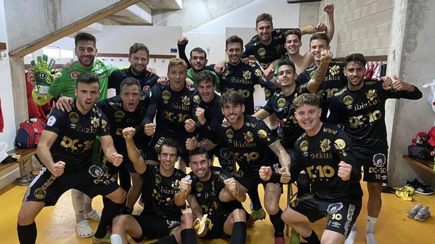 CD Ibiza, Portmany y Formentera suman holgadas victorias ante Manacor, Génova y Santa Catalina