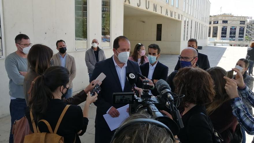 El PSPV pide personarse en la causa que investiga una supuesta trama rusa en Benidorm