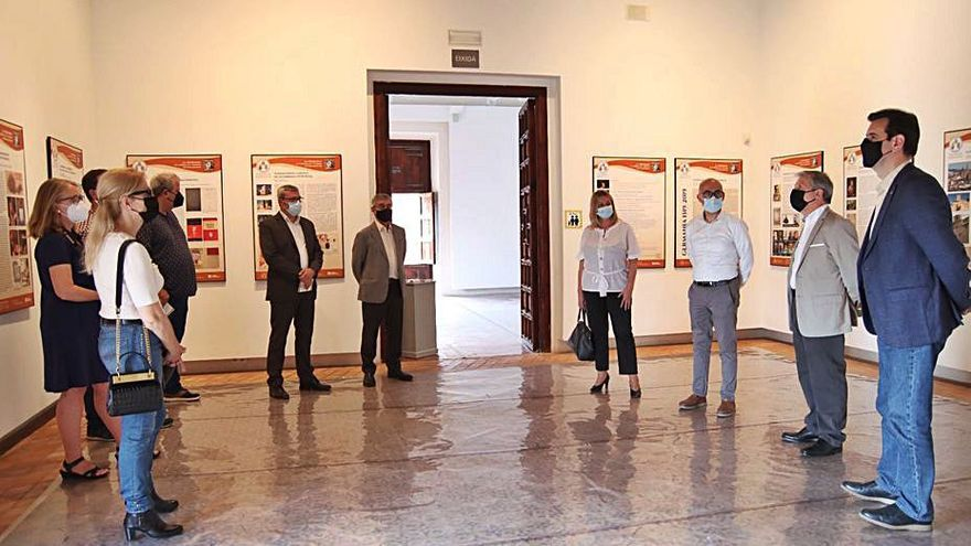 «La Germanía» llega como exposición   al Castell d'Alaquàs