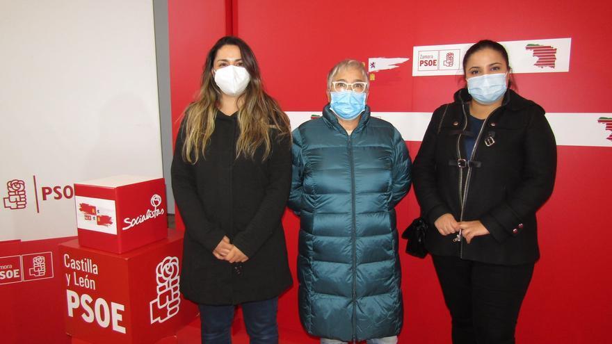 El PSOE de Santovenia alerta del impacto de la macrogranja en la zona