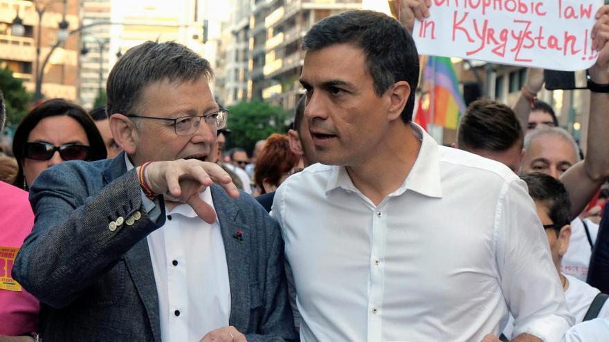 """Puig, sobre la visita de Pedro Sánchez: """"No sé a qué viene, pero somos tierra de acogida"""""""