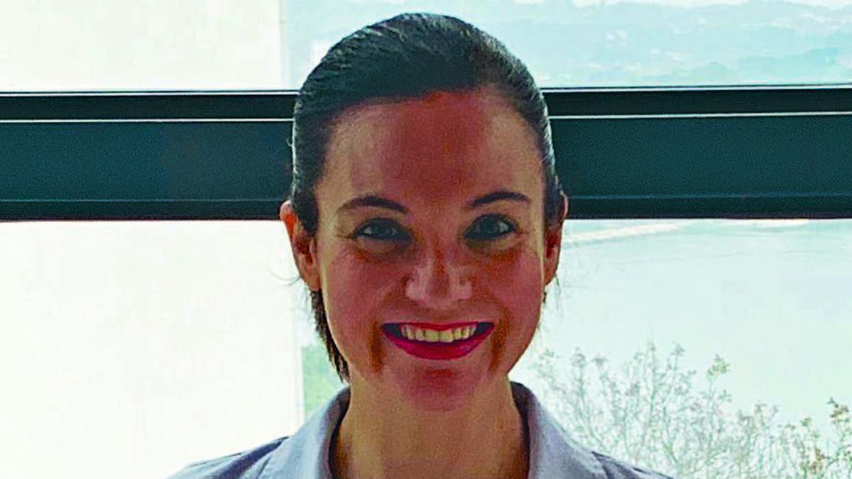 La doctora Mar Tomás Carmona.