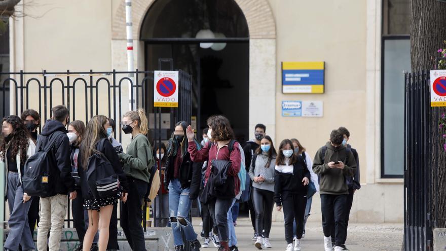 El 97,5 % dels centres educatius no ha tingut classes confinades l'última setmana