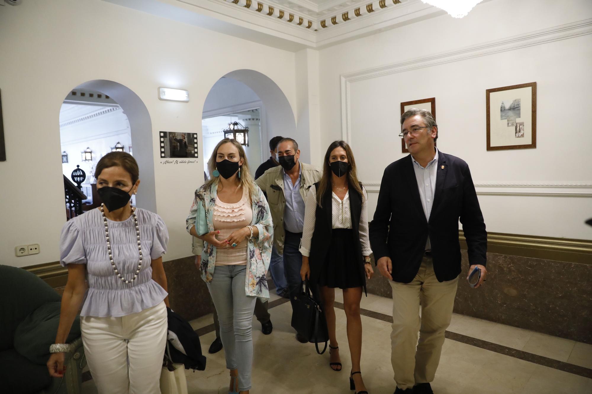 Junta local del PP para ratificar el cese de Asenjo