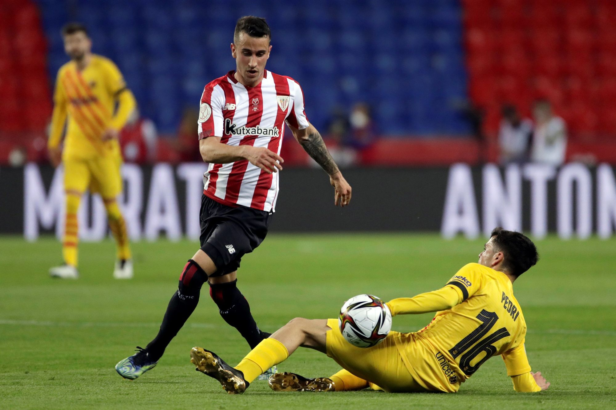 Final de la Copa del Rey: Athletic Club - Barcelona