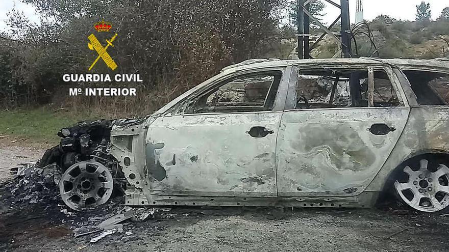 La Guardia Civil desarticula una organización criminal dedicada  al  robo de  naves  industriales con vehículos sustraídos en Benavente