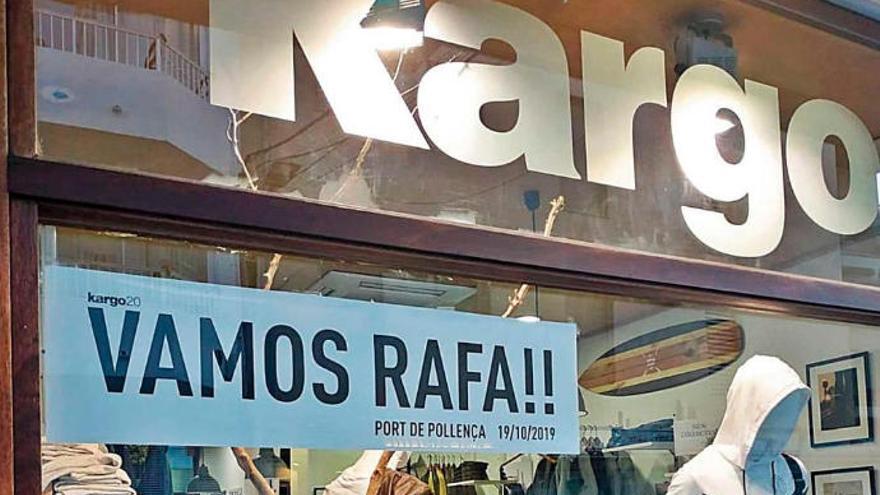 Decoración mallorquina para la boda de Rafa Nadal y Mery Perelló