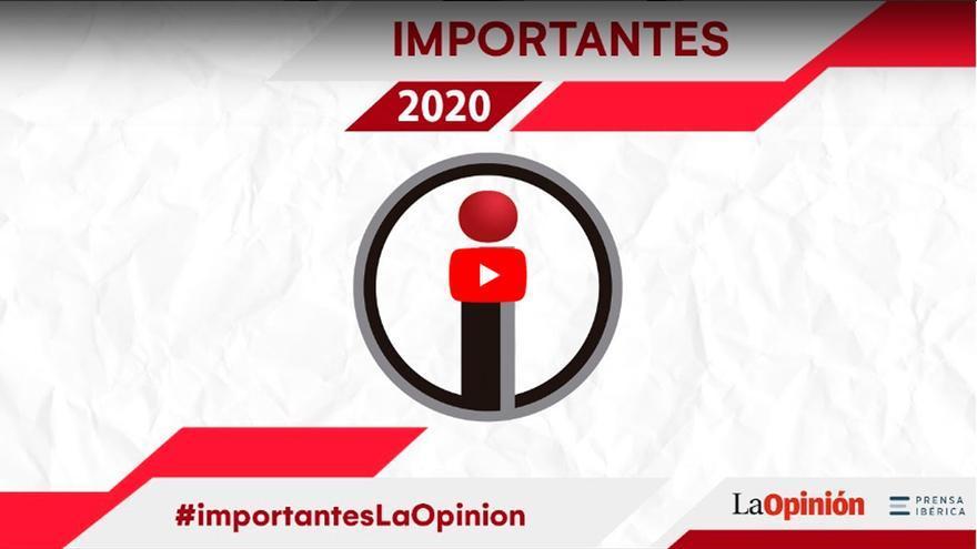 EN DIRECTO   Gala Importantes La Opinión 2020