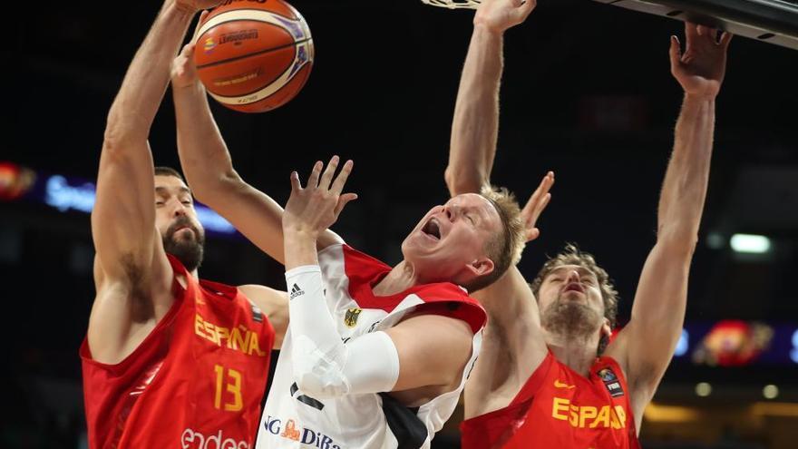 Un gran Marc Gasol conduce a España a las semifinales del Eurobasket ante Alemania