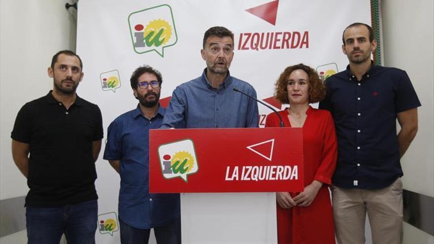 Antonio Maíllo regresa a la política en la candidatura de Alberto Garzón para liderar IU federal