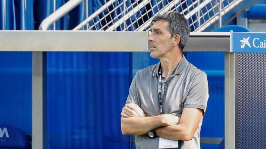 Muñiz no seguirá en el Alavés la próxima temporada