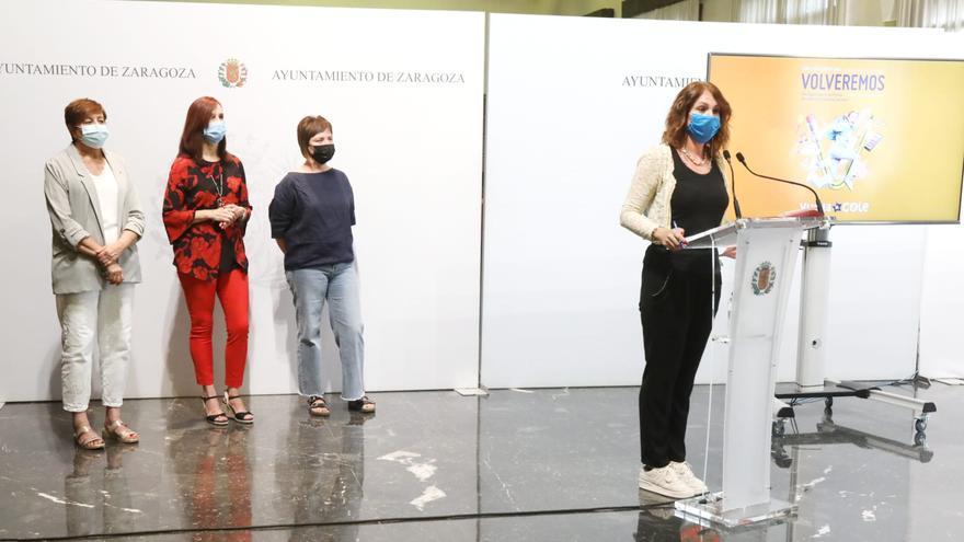 El Ayuntamiento de Zaragoza ofrece una vuelta al cole con bonificaciones del 20 y el 30%
