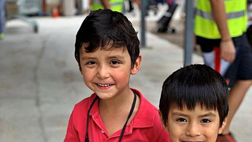 Cerca de 11.400 escolares vuelven a clase con nuevo material escolar de la Fundación «la Caixa» y CaixaBank
