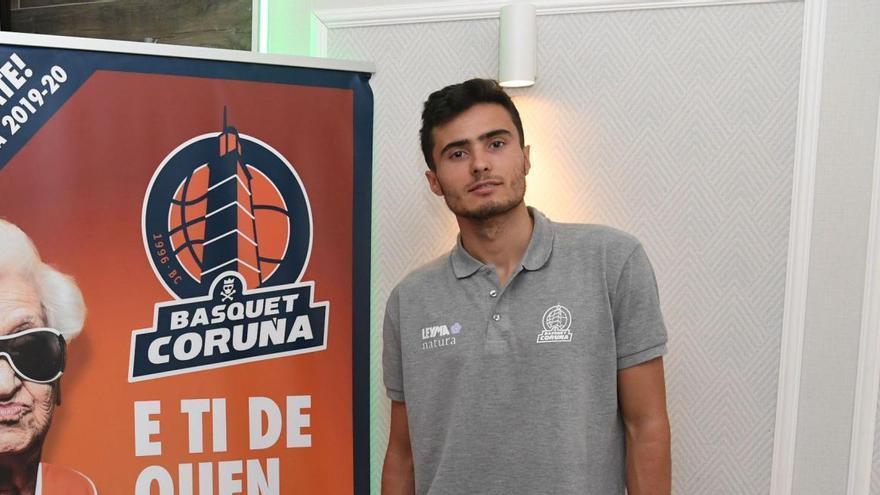 Pablo Ferreiro, un base sub-22 para ayudar al Liberbank Oviedo Baloncesto