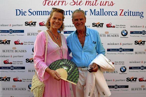 Maren Amberg und Manuel Tietsch