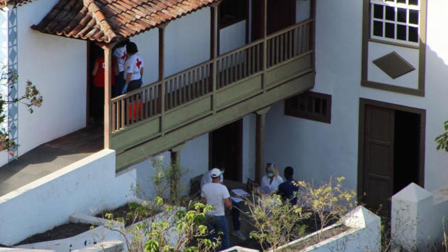 La mitad de los inmigrantes que llegaron a Tazacorte permanecen en Garafía