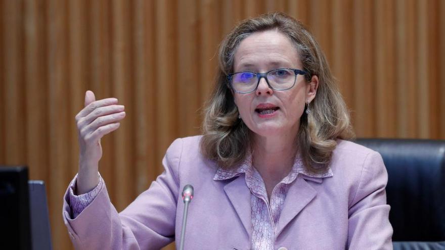 Calviño, entre las opciones para presidir el Eurogrupo